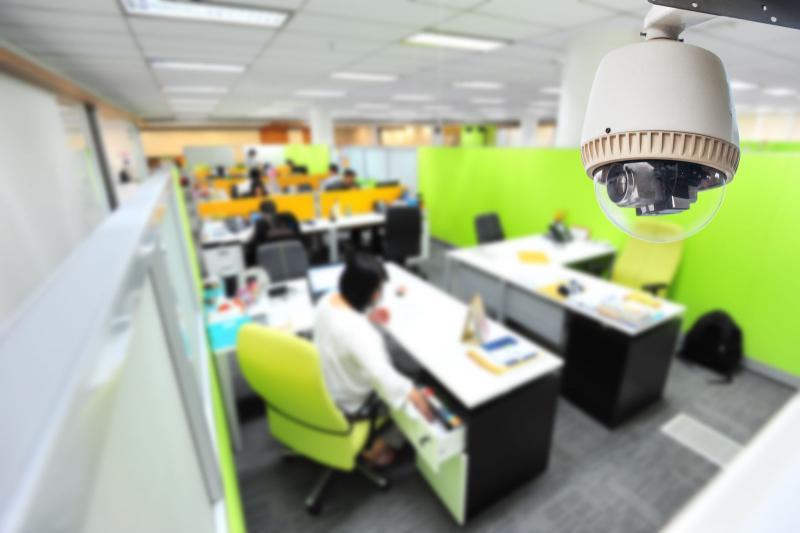 Электромонтаж офисного помещения