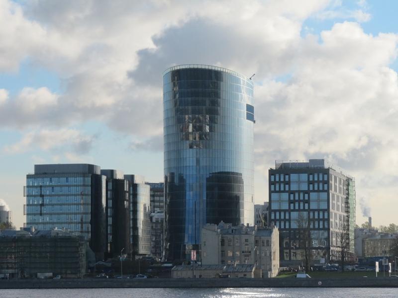 """Многоэтажное здание «Банк """"Санкт-Петербург""""»: 1"""