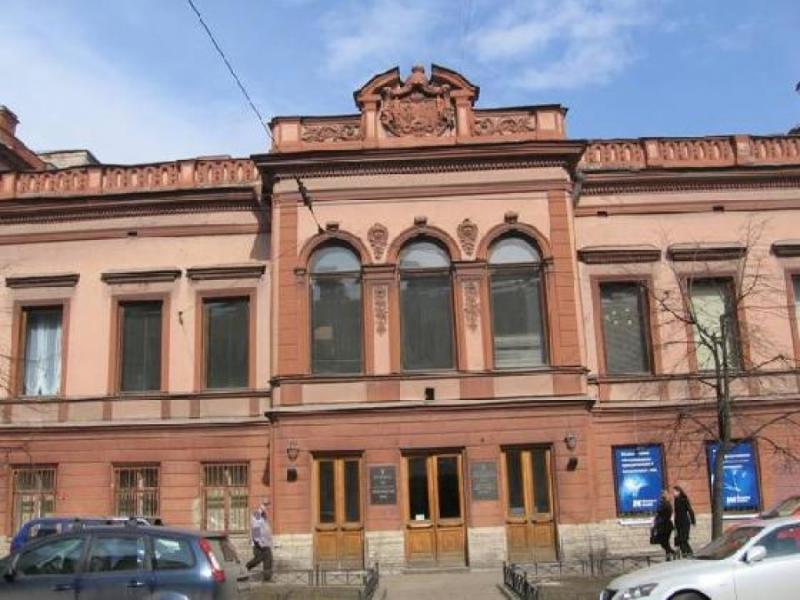 Многоэтажный дом «Санкт-Петербургская ТПП»: 2